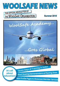 WoolSafe News summer 2015 250